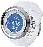 Voice Caddie T2 Hybrid Golf GPS Rangefinder Watch, White