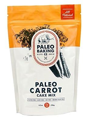 Paleo Baking Company Paleo Carrot Cake Mix