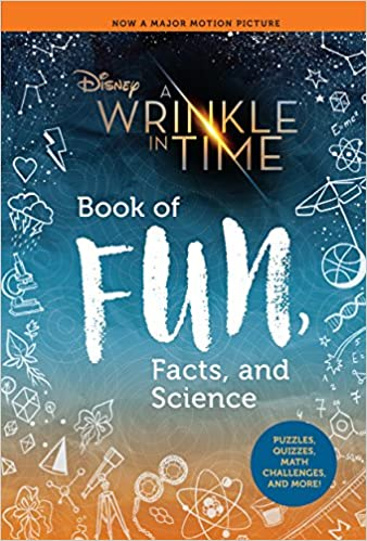 A Wrinkle in Time Book of Fun, Facts, and Science: Disney ...
