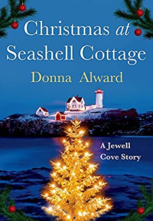 book cover of Christmas at Seashell Cottage