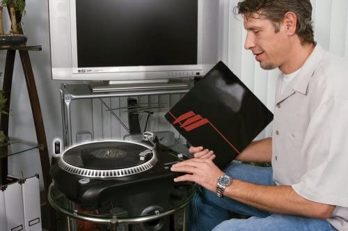 American Audio TT Record Tocadiscos para grabación en Memorias USB ...