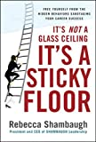 It's Not a Glass Ceiling, It's a Sticky Floor: Free