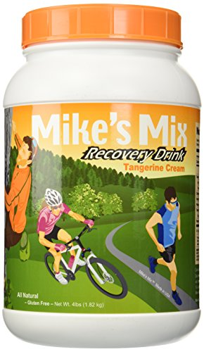 Mike's Mix Recovery Drink 4 lbs Tangerine Cream (26 Servings)