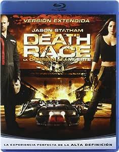 Death race: La carrera de la muerte (versión extendida) [Italia] [Blu-ray]