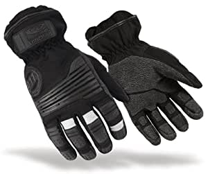 Ringers Gloves 323-13 Extrication Barrier One Glove, Black, XXX-Large