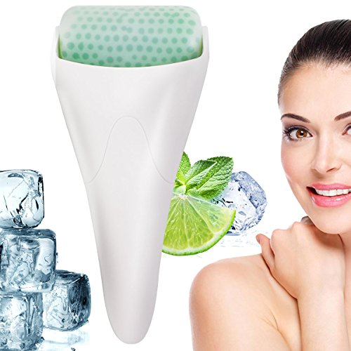REDUCE SWOLLEN FACE AND PUFFY EYES WITH A FACIAL ICE ROLLER NOW ONLY $10.99!