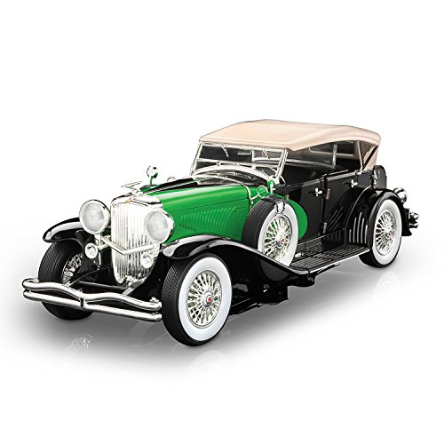 118-scale-1934-duesenberg-model-j-diecast-car-with-opening-doors-and-hood-by-the-hamilton-collection