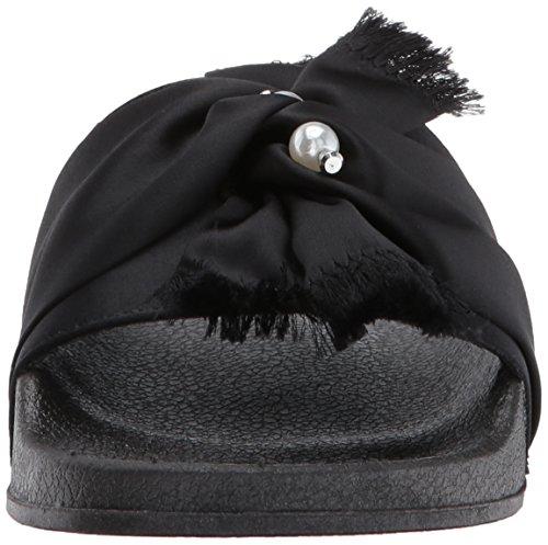 Report Womens Gracelynn Slide Sandal Black