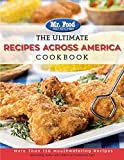 The Ultimate Recipes Across America Cookbook: More Than 130 Mouthwatering Recipes (The Ultimate Cookbook Series)