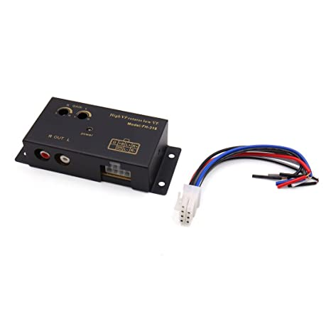 Auxiliary Input Adapters Uxcell a17070300ux1255 Car Audio Converter