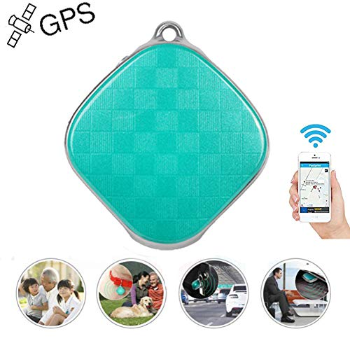 Hangang Mini Micro GPS Tracker Locator GPS+LBS Dual Modes Real-time  Tracking Locating Device for Kids Pets Cats Dogs Vehicle with SOS Call  Tracking