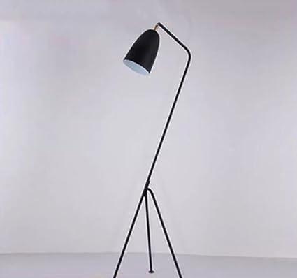 ZXLDD Lámpara de pie Vintage Nordic Moderna lámpara de pie ...