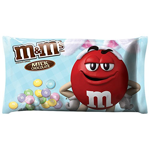M&M'S Easter Milk Chocolate Candy 11.4-Ounce