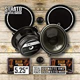 CT Sounds Strato Full Range Coax and Component