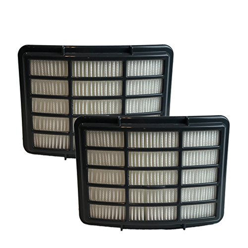 Think Crucial 2 Replacements for Shark NV350 HEPA Style Filter Fits Navigator Lift-Away, Compatible With Part # XHF350 by Crucial Vacuum