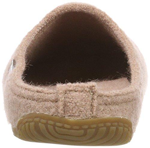 Por Para Rosa Zapatillas Pantoffel De Casa Kitzbühel woodrose Mujer Estar 334 Uni Living nApxYOqO