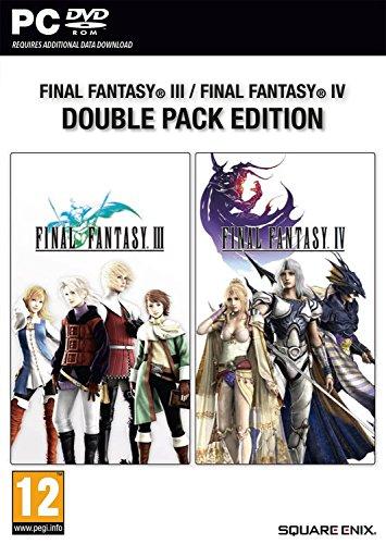 [Final Fantasy III and IV Bundle (PC DVD)] (Iii Iv Square)