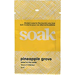 S03-48P SOAKWASH SINGLE USE-PINEAPPLE