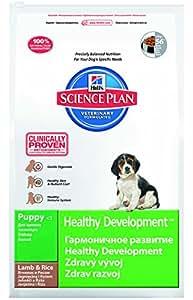 Hill's Sc Pl Canine Puppy HealthyDev Medium L/R 12 kg