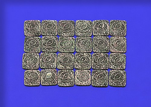 Frag Tiles 24 Pcs. by ESHOPPS,INC
