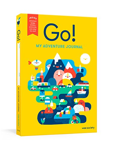 (Go! (Yellow): A Kids' Interactive Travel Diary and Journal (Wee Society))