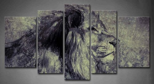 Illustration Painting Pictures Decoration Stretched