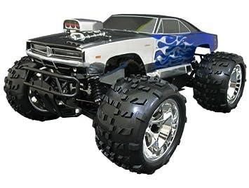 18 Livraison Dodge 2 2 Charger Mv3 À 4ghz Au Thermique Seben Monster Vitesses Choix Mk58 De Rtrgt;75kmhMoteur Hemi GratuiteCarrosserie 5LA34Rj