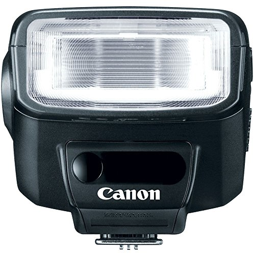 (Canon 270EX II  Speedlite Flash for Canon SLR Cameras (Black))