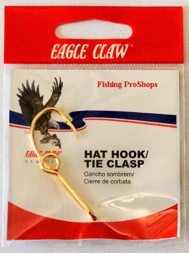 Hook Hat / Tie Clasps, Outdoor Stuffs