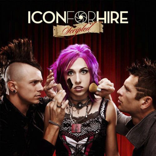 CD : Icon for Hire - Scripted (CD)