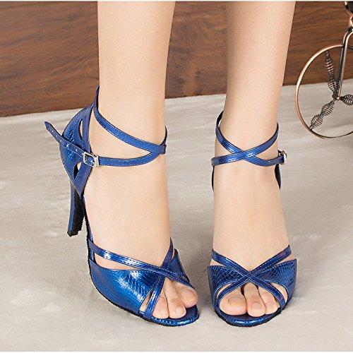 Latino T Tango Mujer Zapatos para De Baile Salsa zwEn4EqRFH