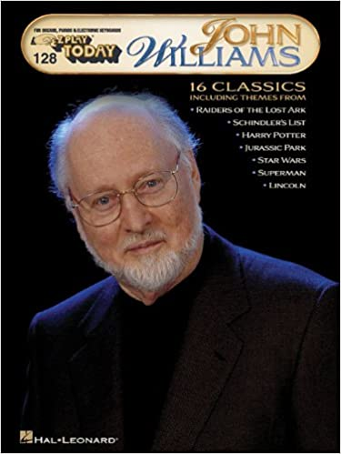 john williams e z play today volume 128