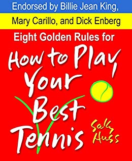 best tennis book for beginners