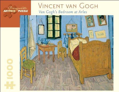 Pomegranate ArtPiece Jigsaw Puzzles 25 in. x 20 in. Van Gogh: Van Gogh