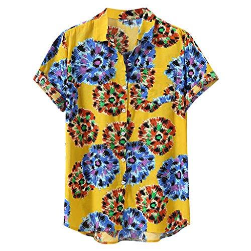 T-Shirt Men,Blouse Man,Shirt Men,Long Sleeve t-Shirt Men,Pullover Hoodie Men,Sweatshirt Men,Man t Shirts,Tops Men,Man Hoodie,Man Shirt, Man Hoodie,Man Shirt (M,Yellow) -