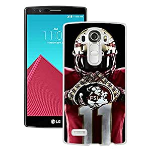 LG G4 Case,Florida State Seminoles 4 White For LG G4 Case