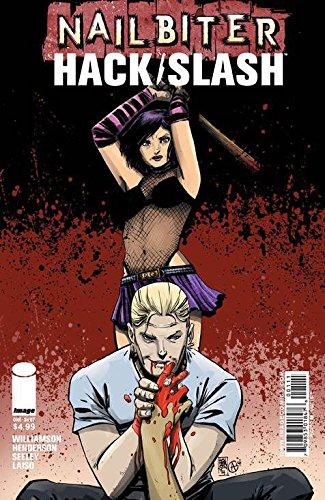 NAILBITER/HACK/SLASH (2015) #1 VF/NM ONE-SHOT IMAGE COMICS (Superhero Slash)