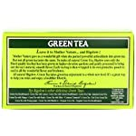 Bigelow Green Tea Bags, 20 Count Box (Pack of 6) Caffeinated Green Tea, 120 Tea Bags Total 11 DELICATE GREEN TEA: Our Classic Green Tea provides essential antioxidants making it delicious & healthy! Enjoy it as traditional hot tea or iced tea. INDIVIDUALLY WRAPPED: Bigelow tea always come individually wrapped in foil pouches for peak flavor, freshness and aroma to enjoy everywhere you go! Gluten -free, calorie-free, & Kosher certified. TRY EVERY FLAVOR: There's a tea for morning, noon & night time relaxation. Try our English Breakfast, Vanilla Chai, antioxidant Green Tea, decaffeinated, organic teas & a variety of our herbal tea bags.