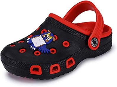 Veluckin Zuecos niños Verano niña Sandalias Zapatos de jardín Antideslizante Piscina Sandalias de Playa: Amazon.es: Zapatos y complementos