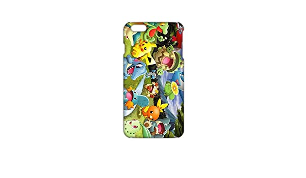 dibujos para colorear de pokemon 3D Phone Case for iphone 6 ...