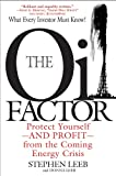The Oil Factor: Protect Yourself-and Profit-from the Coming Energy Crisis