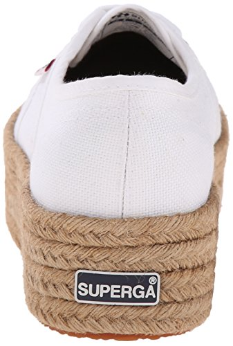 Superga Dames 2790 Cotropew Fashion Sneaker Wit