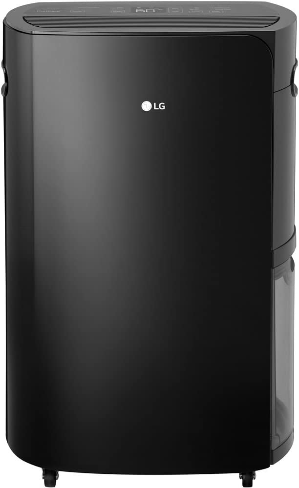 LG High Efficiency PuriCare Black 70-Pint Dehumidifier Review