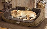 Orvis Field Collection Memory Foam Bolster Dog Bed Cover / Large, , Large