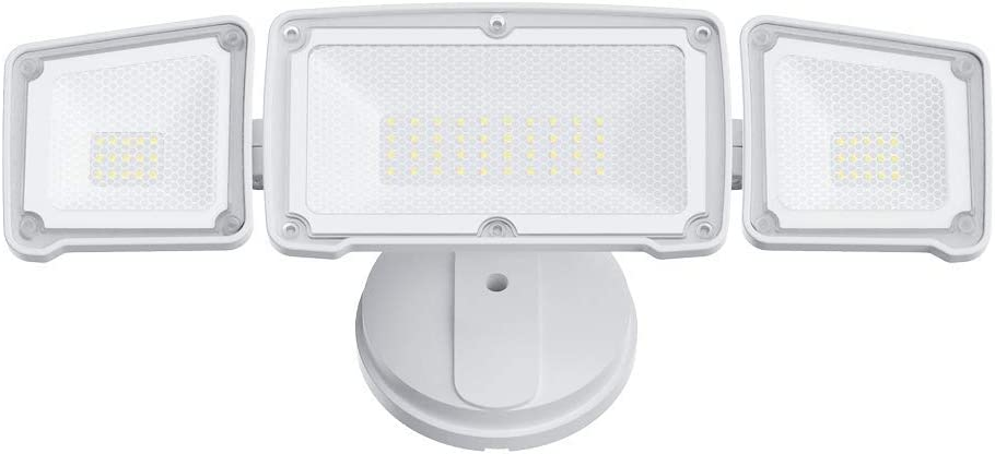 Security Light Certified Dusk to Dawn Super Bright LED Flood Light Outdoor ETL