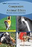 img - for Companion Animal Ethics (UFAW Animal Welfare) by Peter Sand?e (2015-11-02) book / textbook / text book