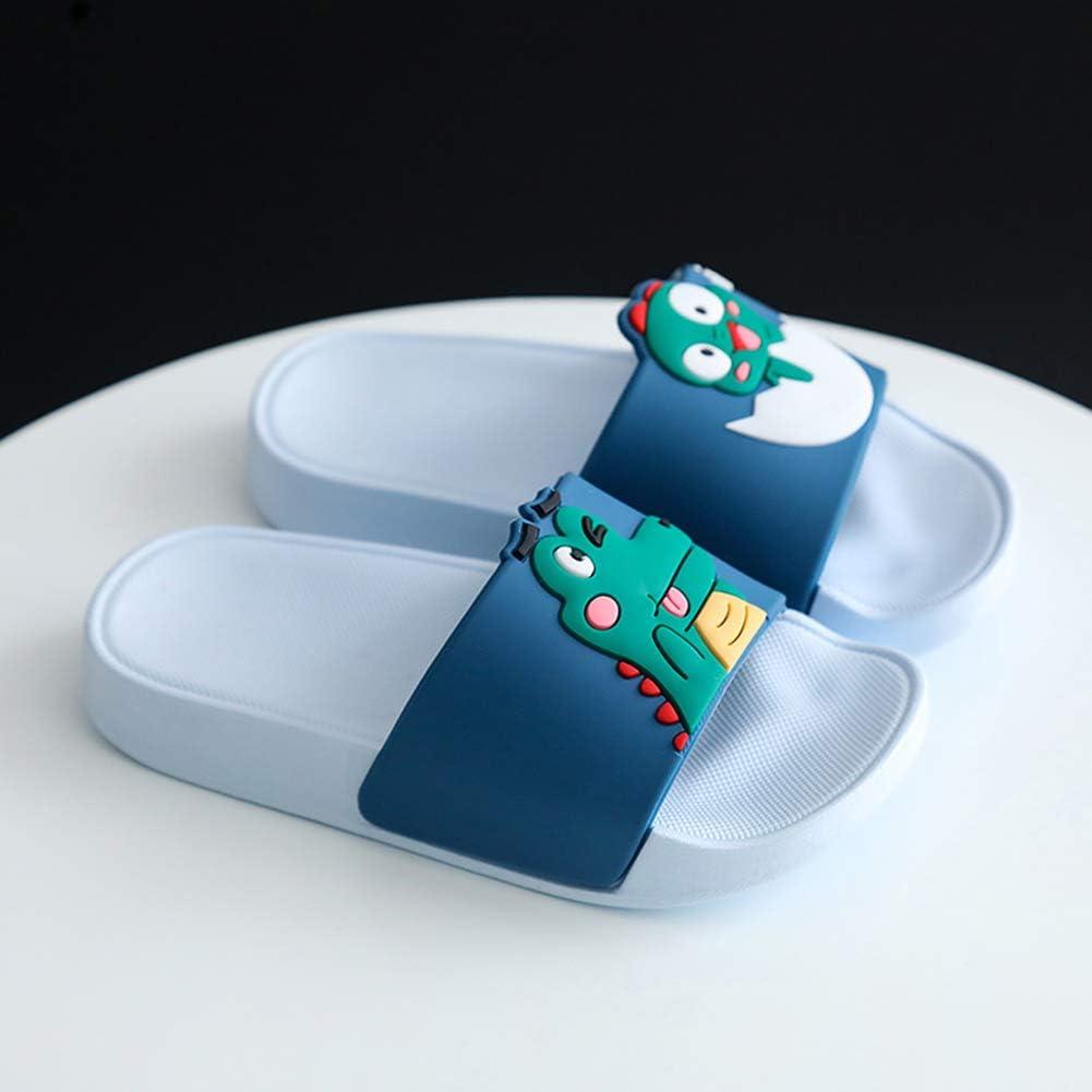 Enfants Pantoufles de Bain Pantoufles Maison d/ét/é Piscine et Plage Doux Sandales de Chaussures pour Garcon et Filles Antid/érapant
