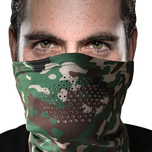 BREATHING Spandex Adjustable Camouflage Accessories product image