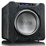 SVS SB-4000 13.5'' 1200W Sealed Box Subwoofer (Premium Black Ash)