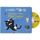 Livre-CD - 3 nouveaux contes du Père Castor